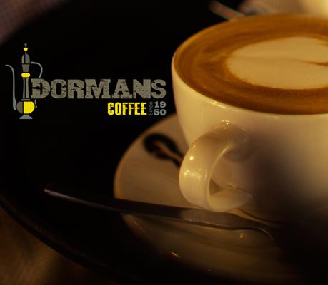 Dorman's Coffee Ltd   Dorman's Coffee Signage