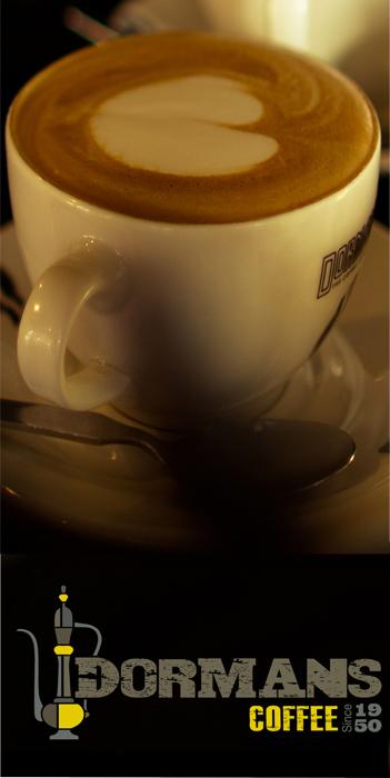 Dormans Coffee Ltd | Cappuccino Signage